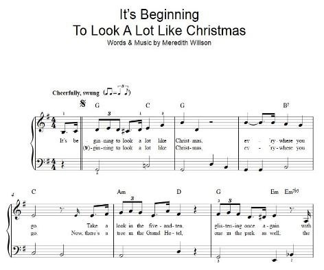 beginning-to-look-a-lot-like-christmas-2-stanzas-of-sheet-music