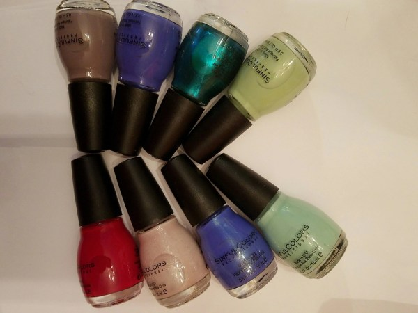 Advicesisters Exclusive!10 new Sinful Colors Arriving January 2017