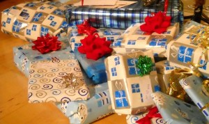 Presents For Picky People, There's Even Some for the Cat!