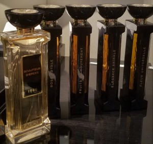 A Review of the Lalique Noir Premier Fragrance Collection- the scent of luxury & history