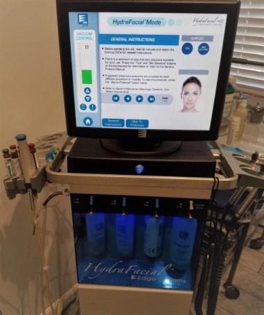hydrafacialmd-machine