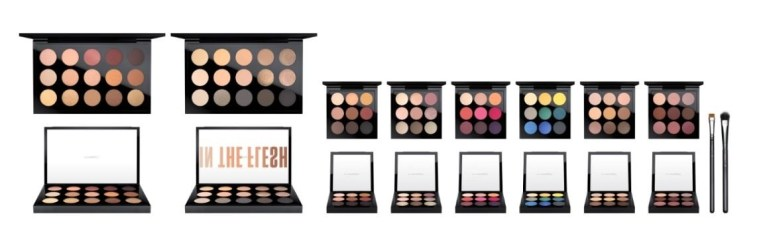 eyes on mac lineup mac comsetics