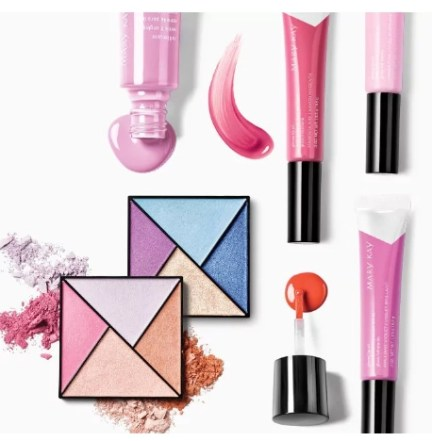 mary kay light reinvented collection spring 2017