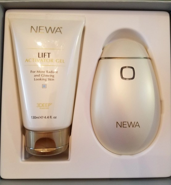 NEWA Review, for High-Tech Anti-Aging Skincare at Home