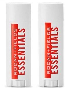 rodan and fields essentials lip balm set of two