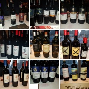 Review of Terrific Tuscan Wines