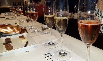 French Institute Alliance Francaise Love Match: Champagne and Chocolare Pairings. event