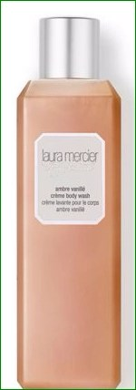 AMBRE VANILLA CREME BODY WASH LAURA MERCIER