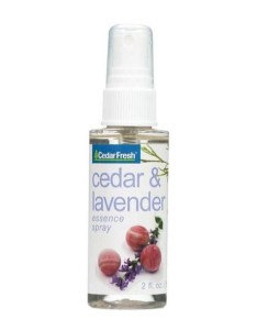 Household Essentials Cedar And Lavender Spray Lavender Wood