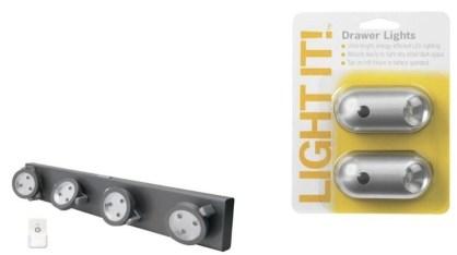 closet and drawer lights lights
