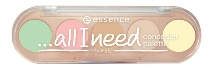 essence cosmetics all I need concelaer palette