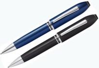 CROSS Peerless TrackR pen blue and black