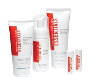 RODAN AND FIELDS ESSENTAILS FOR SUMMERS