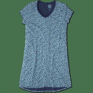 women's floral easy v neck dress form life is good item 47555