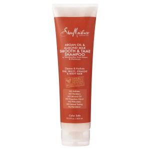 shea moisture argan oil and almoond milk shampoo