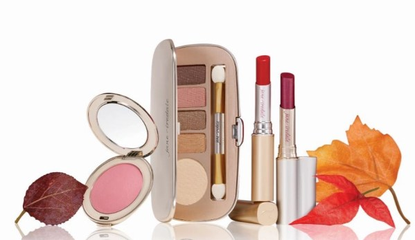Jane Iredale Naturally Glam Fall 2017 Makeup Collection