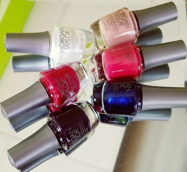 Review: Morgan Taylor & Gelish Matadora Nail Color Collection