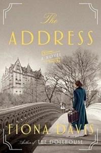 book the address A novel by Fiona Davis