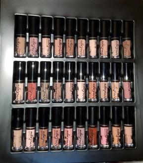 nyx lip lingerie vault holiday at ulta 20171