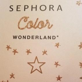 sephora color wonderland eye shadow palette for holiday 2017