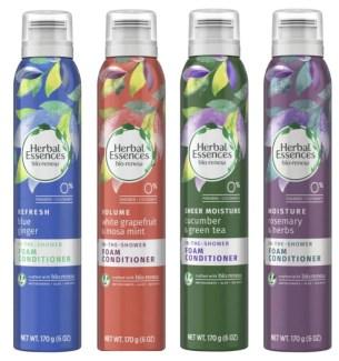 herbal essences bio renew conditioner