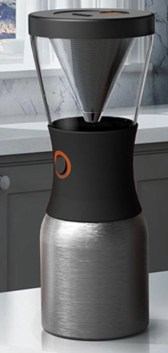 photo osf the absobu cold coffeee brewer