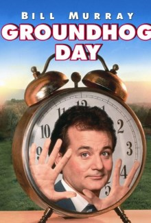 movie poster groundhog day