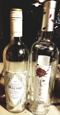 WINES OF PROVENCE PROVENCAL WINES houchart and rose provencal wines
