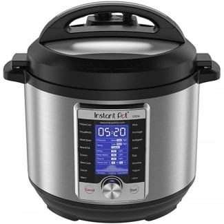 Instant Pot Ultra 6 Qt 10-in-1 Multi- Use