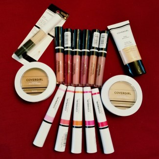 cover girl new spring 2018 cosmetics these are for lips