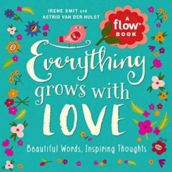 grphics for cover art everything grows with love