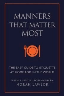 book manners that matter most