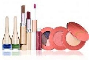 makeup from Jane Iredale spring 2018