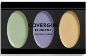 Covergirl TrueBlemd Pre Touching Palette warm