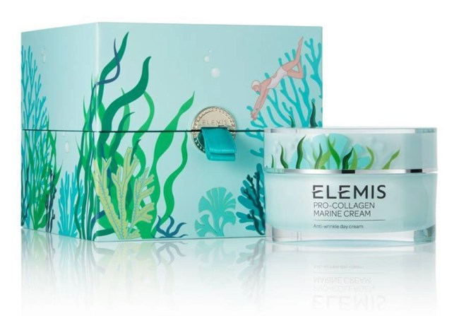 Feast Your Eyes on This Special Edition Pro-Collagen Marine Cream by Elemis