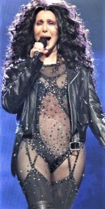 cher turning back time in concert