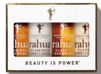 amazon rainforest products rahua travel size set 4 products