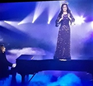 sarah brightman in concert from movie