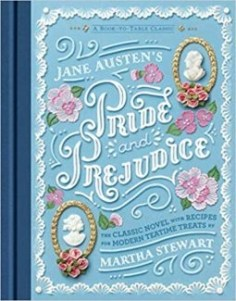 Pride & Prejudice by Jane Austin Book Cover Puffin Plated Edition on amazon