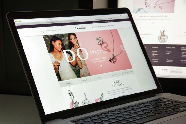 Pandora website