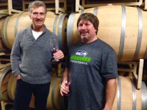 Barrage Cellars Winemaker Kevin Corell & Chris Wallace Advinetures
