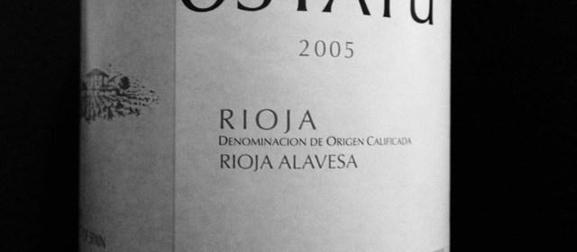 2005 Bodegas Ostatu Rioja Alavesa