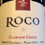 ROCO Winery Clawson Creek