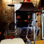 The French brick oven at St Honore