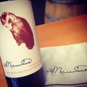aMaurice Owl Label