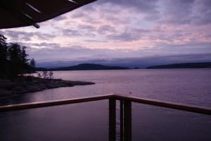 Sunshine coast BC
