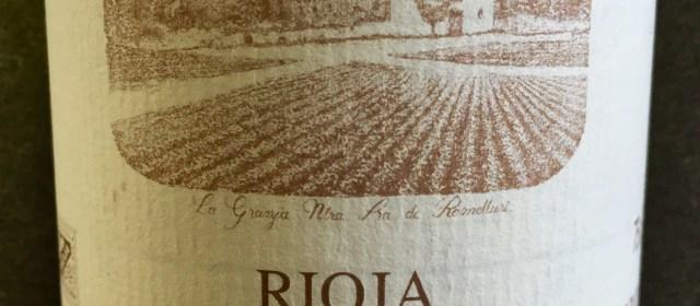 1999 Remelluri La Granja Rioja Gran Reserva