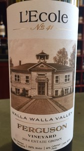 Washington Wine Walla Walla