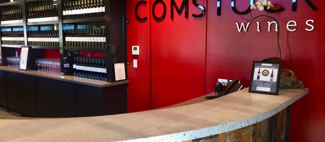 Comstock Wines: Open for Business