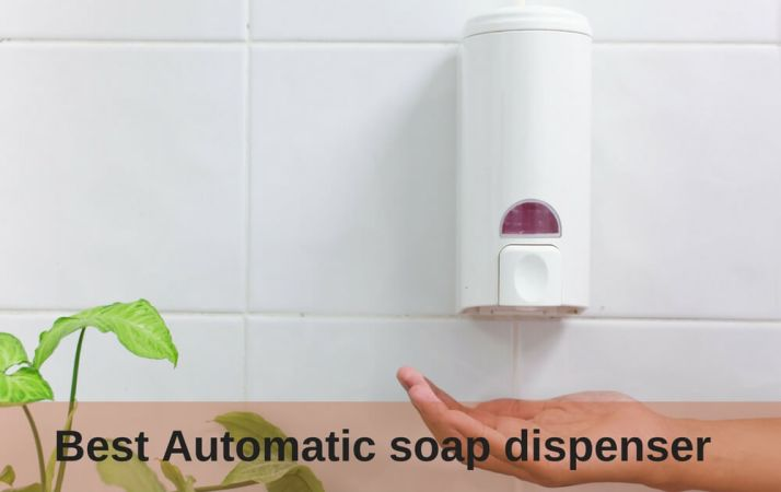 Best Automatic soap dispensers